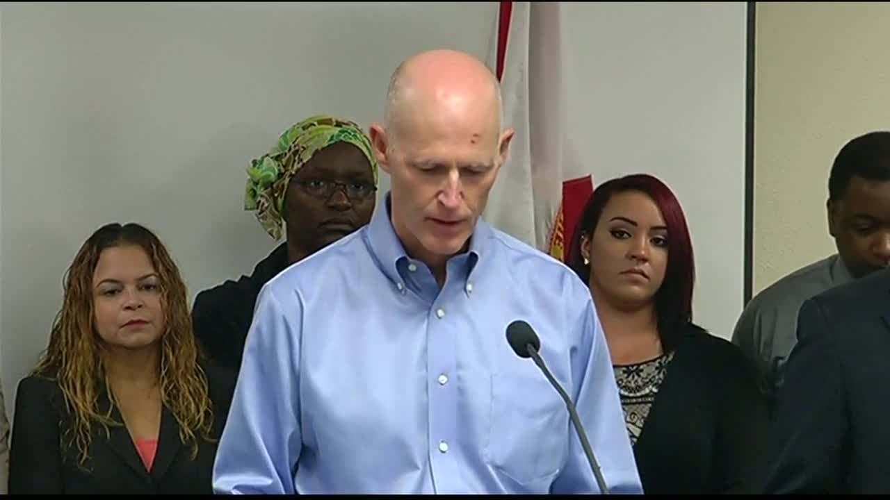 "Florida has ""local transmission"" of Zika: Governor Scott"