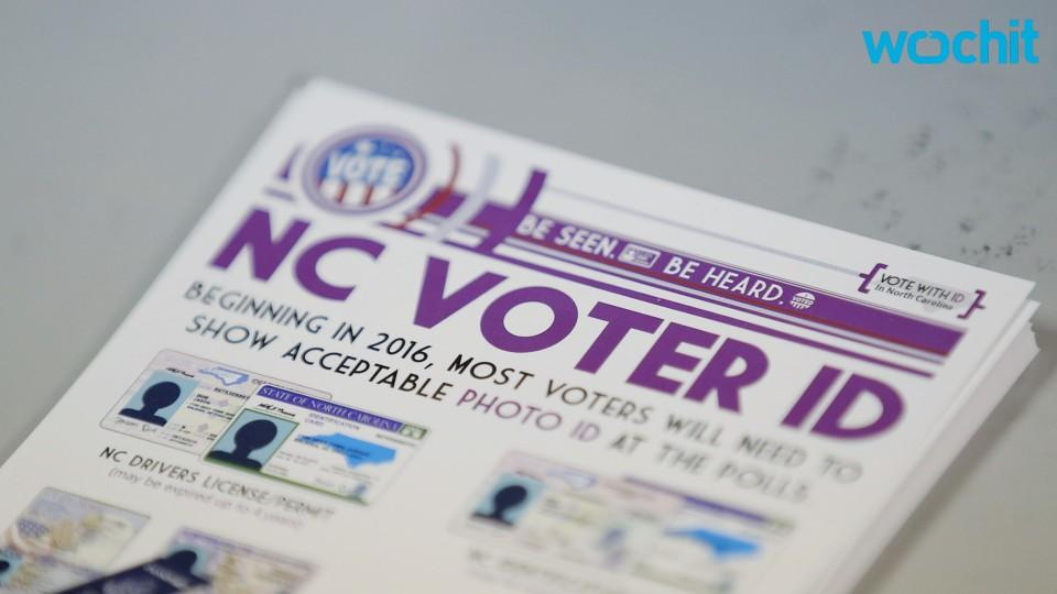 Court Blocks Voter ID Law in North Carolina
