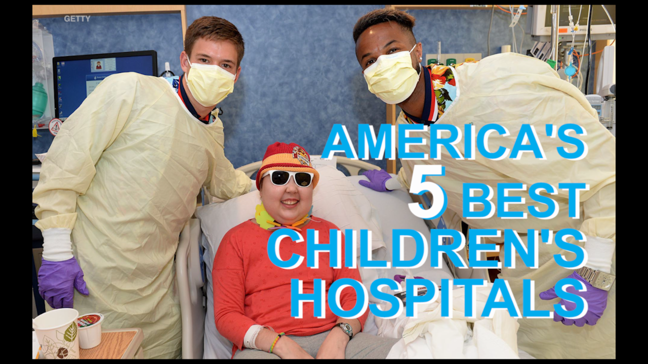 The 5 Most Amazing Children's Hospital in America