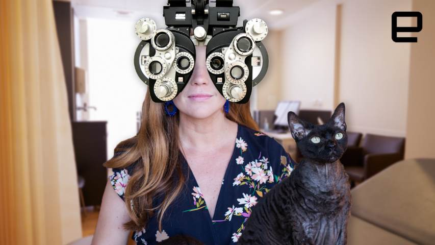 ICYMI: Eye exams go DIY and smartfeeding your pets