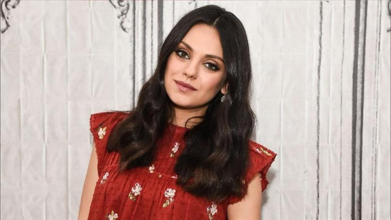 Mila Kunis Is Already Thinking About Baby #3