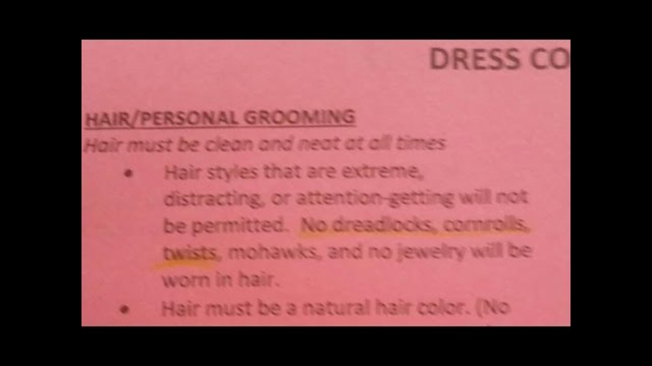 School's Dress Code Racist?