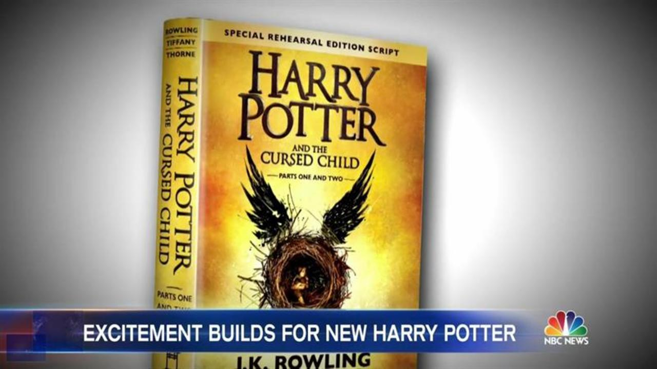 The New Harry Potter Story Is Exciting Fans and Booksellers