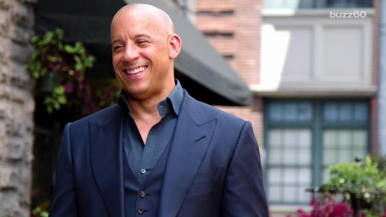Vin Diesel Becomes First Actor to Reach 100 Million Likes on Facebook