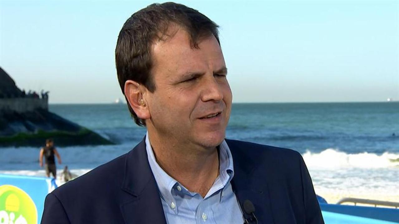 Is Rio ready for the summer Olympics? City's mayor speaks out