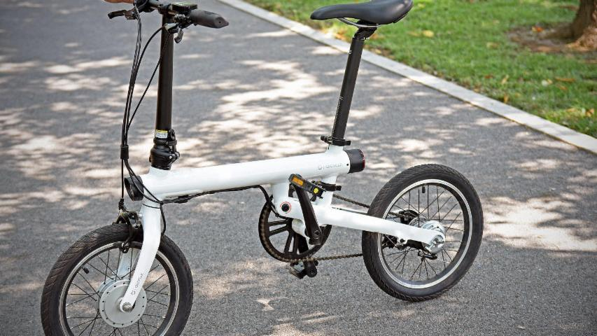Xiaomi's Not Just About Phones: It Now Has an Electric Bike, the Mi QiCycle