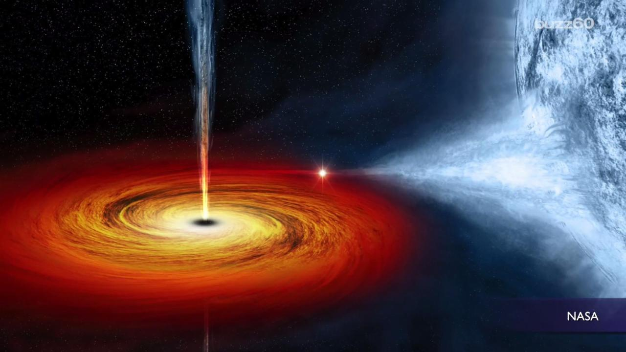 30-Year Black Hole Mystery Solved