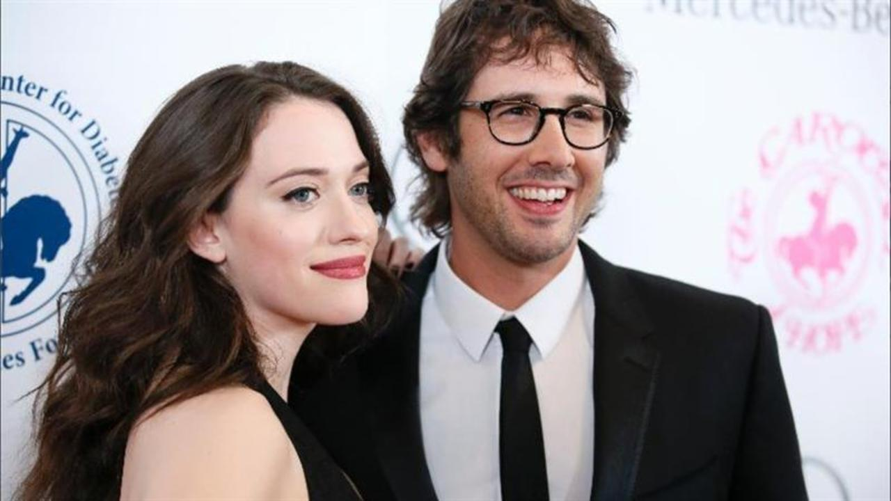 Kat Dennings and Josh Groban Split