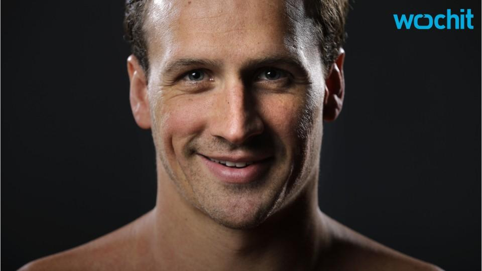 Ryan Lochte Dyes His Hair Ice Blue Ahead of the Rio Olympics