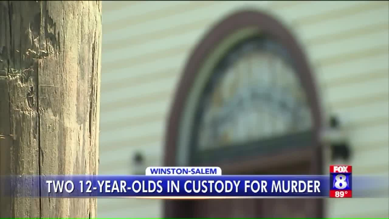 Two 12-Year-Old Boys Taken Into Custody In Teen's Murder