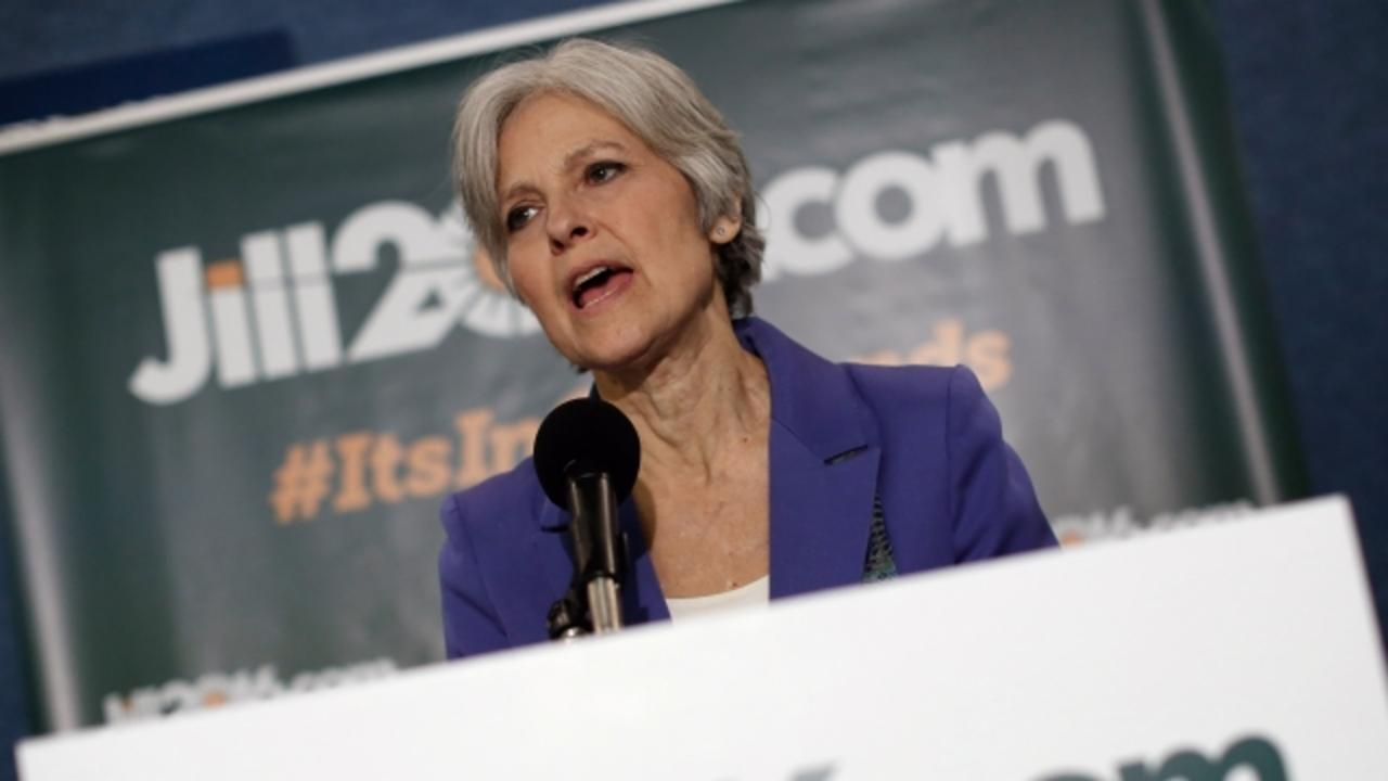 Each Presidential Ticket Is Now Set as Jill Stein Picks a Running Mate