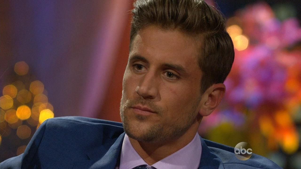 Chris Harrison Asks Jordan About Brother Aaron Rodgers