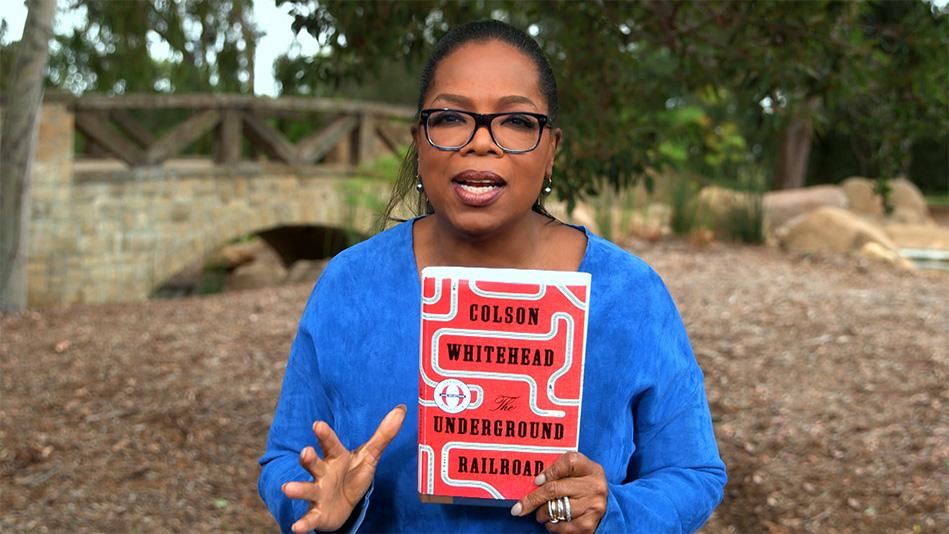 Oprah Announces Her Newest Oprah's Book Club Selection