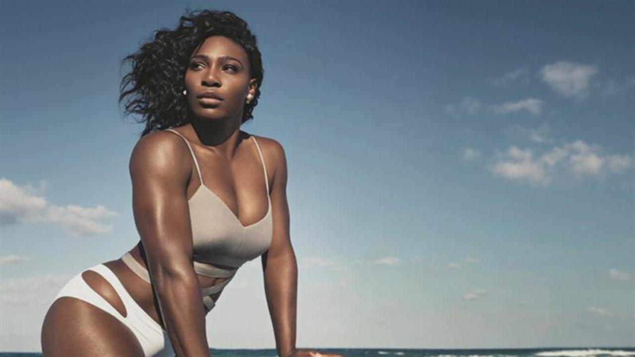 "Serena Williams Serves Up Major Hotness For ""Self"" Magazine"