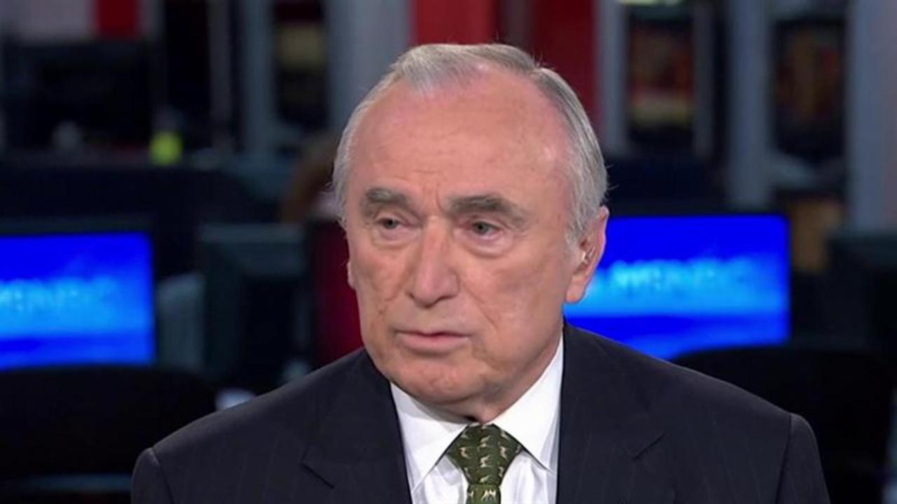 Bill Bratton on resigning, not supporting Trump