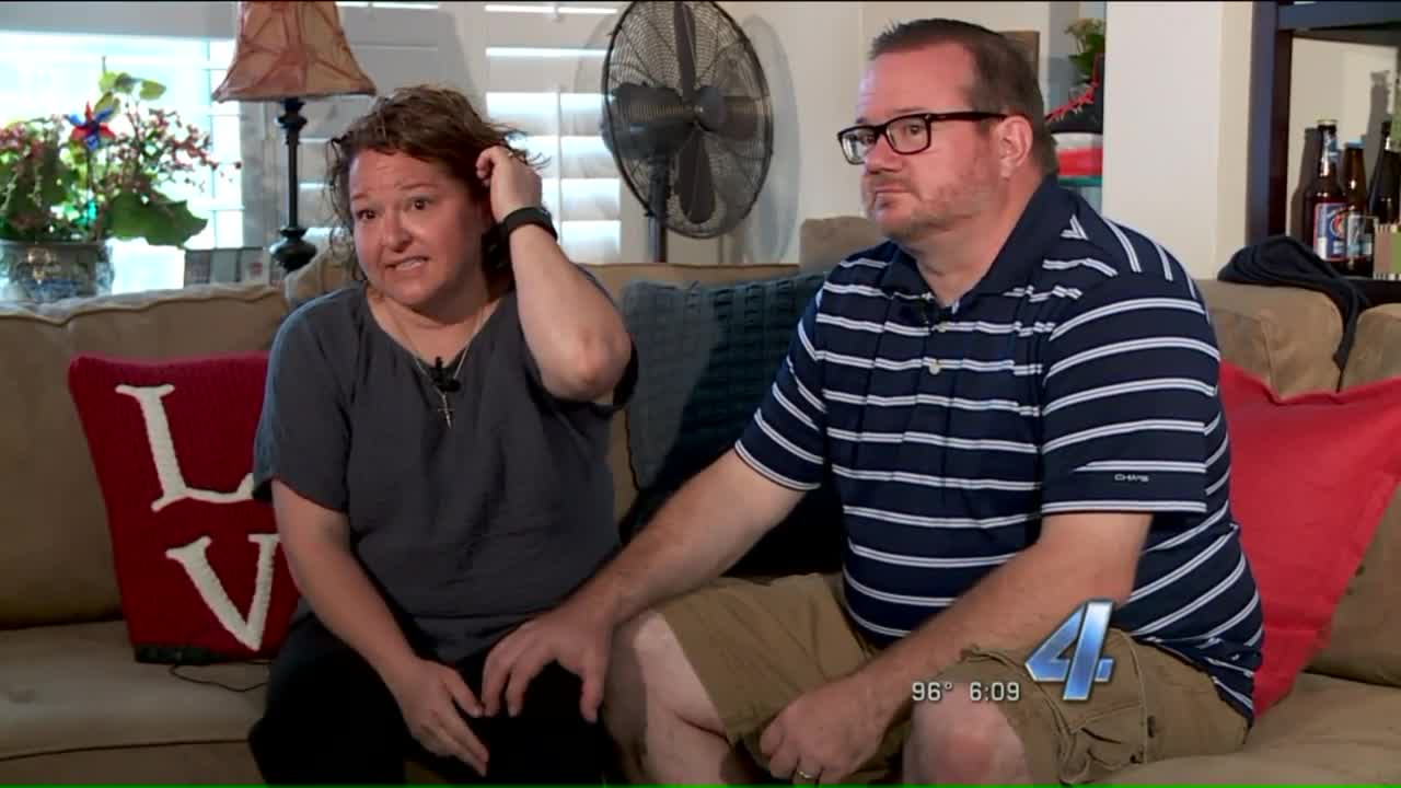 Couple to Adopt Teen After Seeing Him on TV