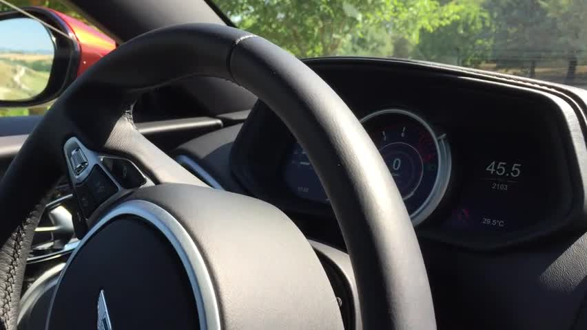 2017 Aston Martin DB11 Interior | Autoblog Short Cuts