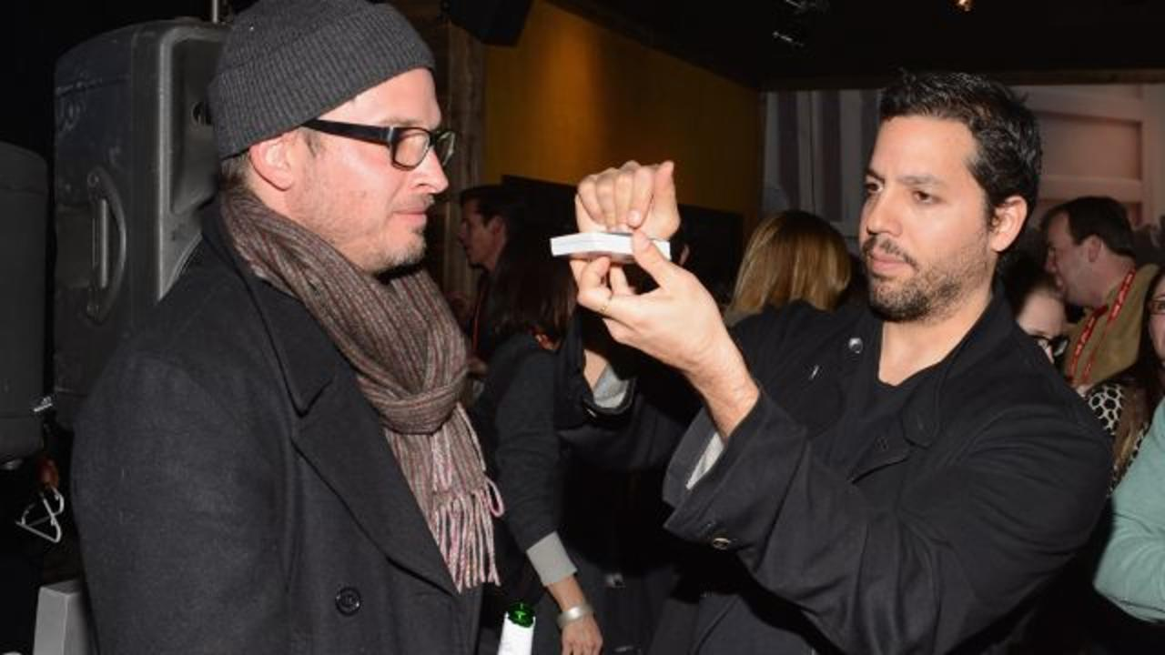 David Blaine Swallowed a Frog, but Who's Really Surprised?