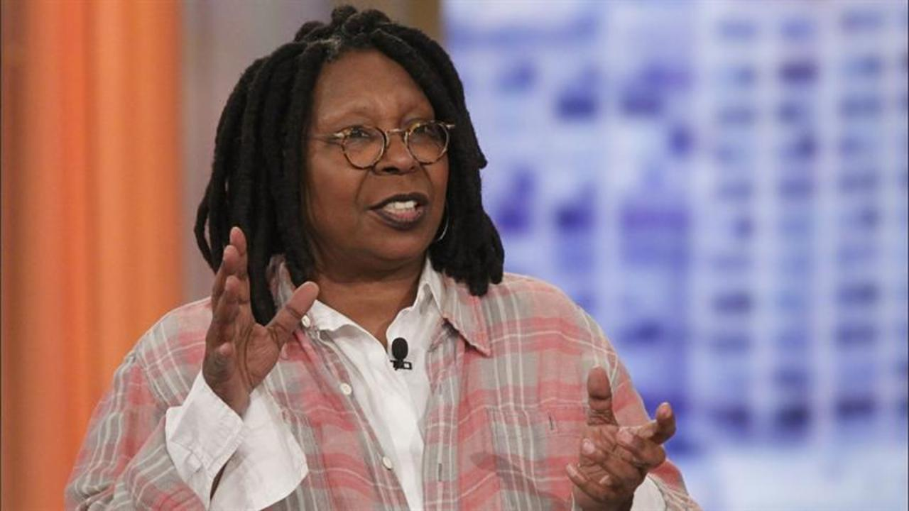 Whoopi Goldberg Goes on the Defensive