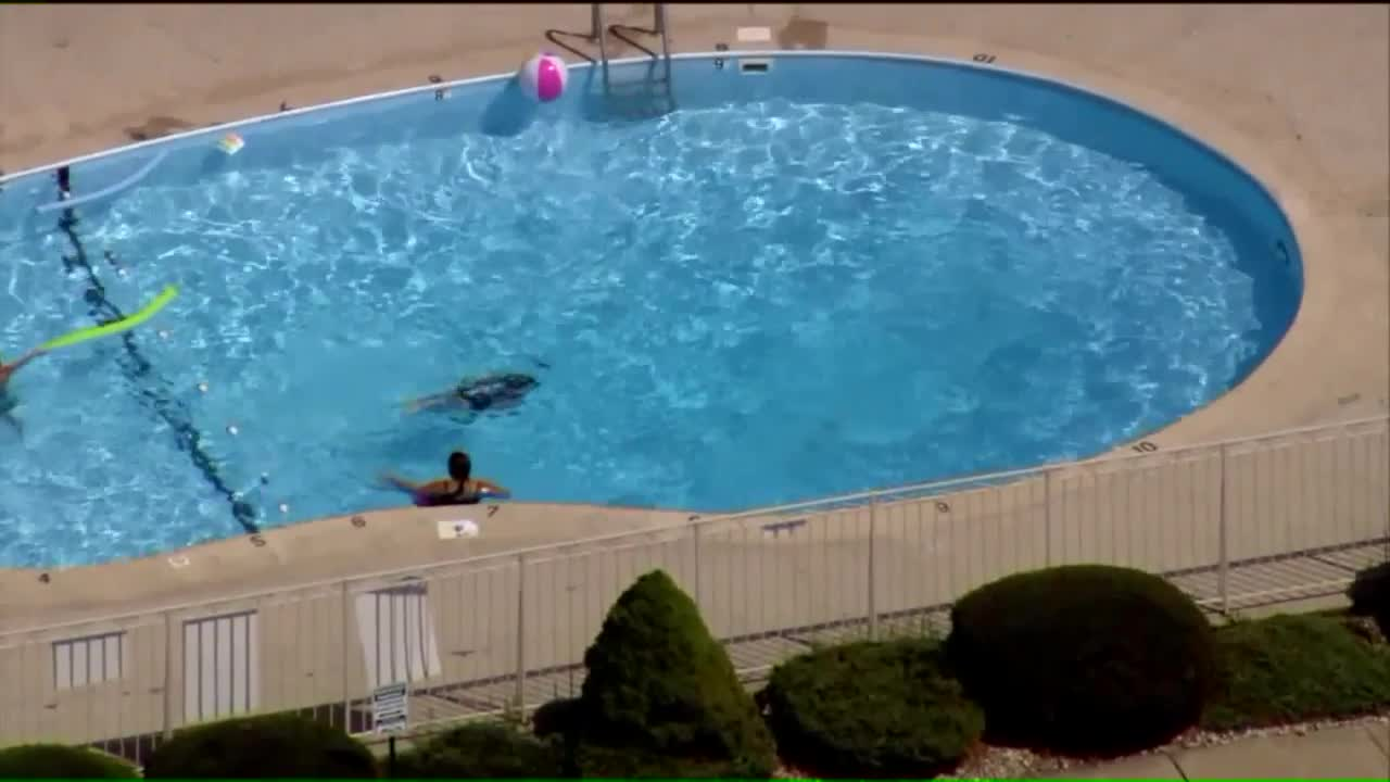 Grandfather Drowns Attempting To Rescue Grandson From Pool; Boy Survives