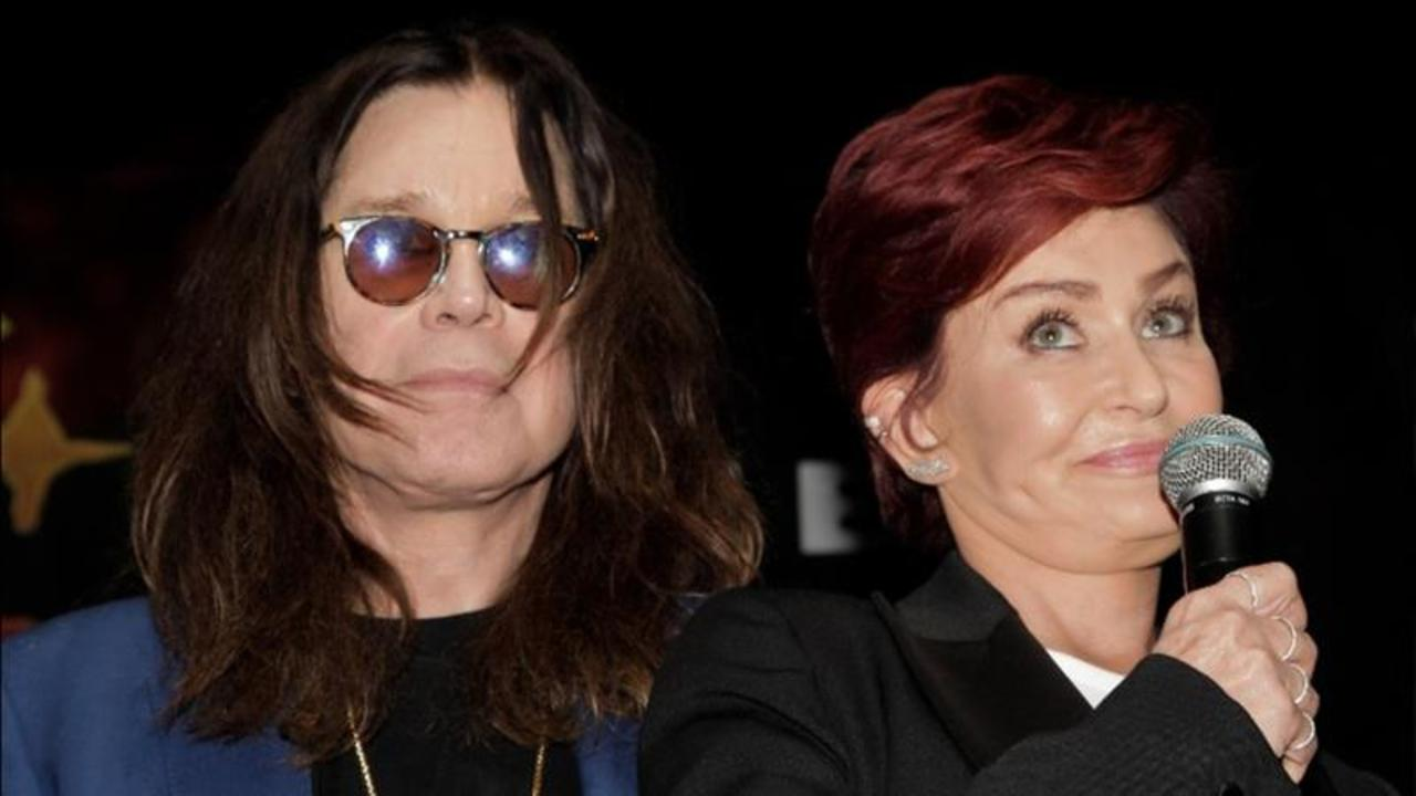 Sharon Osbourne Opens Up About Ozzy's Sex Addiction