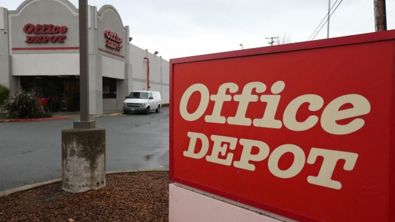Can Closing 300 Stores Save Office Depot From Demise?