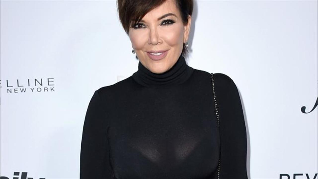 Kris Jenner Involved in Car Crash
