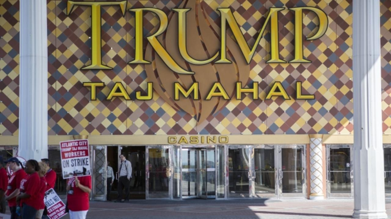 Trump Taj Mahal to Close Its Doors; Thousands of Employees Lose Jobs