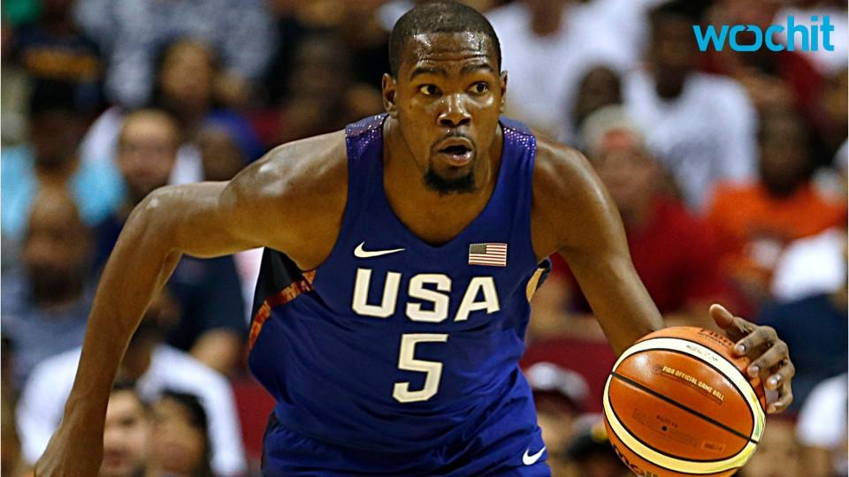 The US Olympic Men's Basketball Team Expected To Take Gold Medal