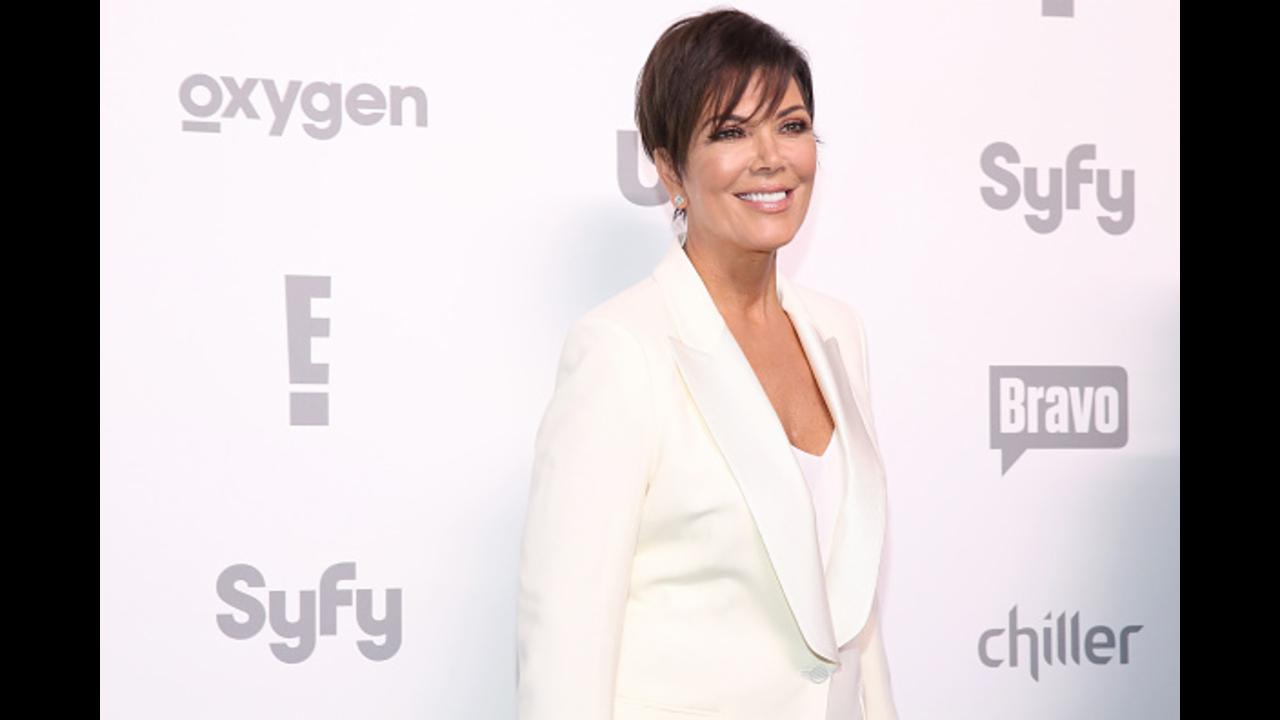 Kris Jenner injured in a car accident