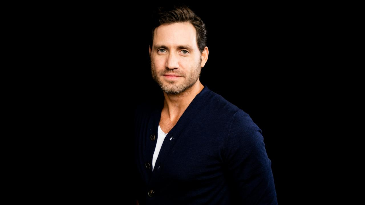 "Edgar Ramirez On ""Hands Of Stone"""