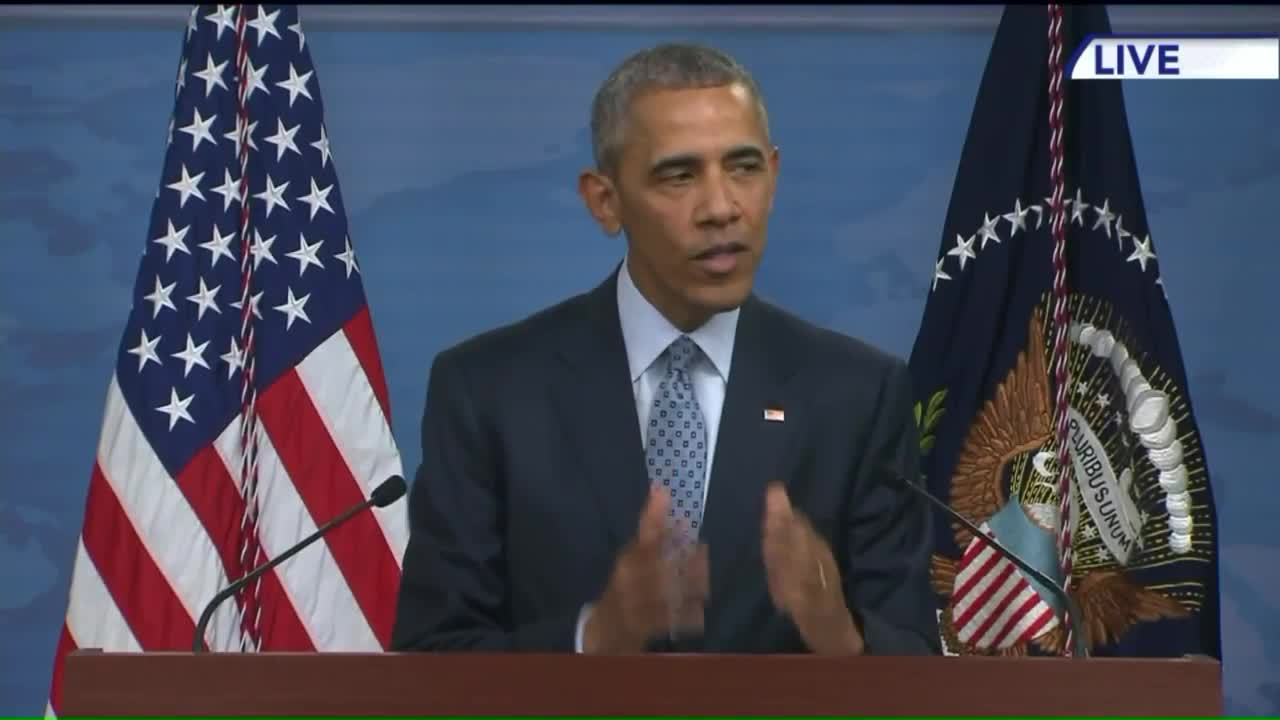 Obama on Iran Payment: We Do Not Pay Ransom
