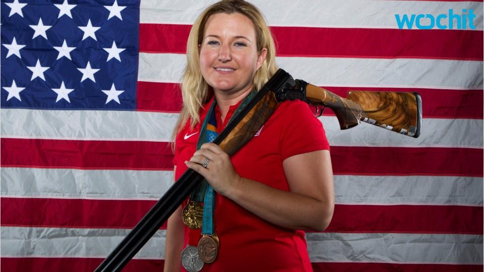 American Olympic Shooter Kim Rhode Talks Gun-Control