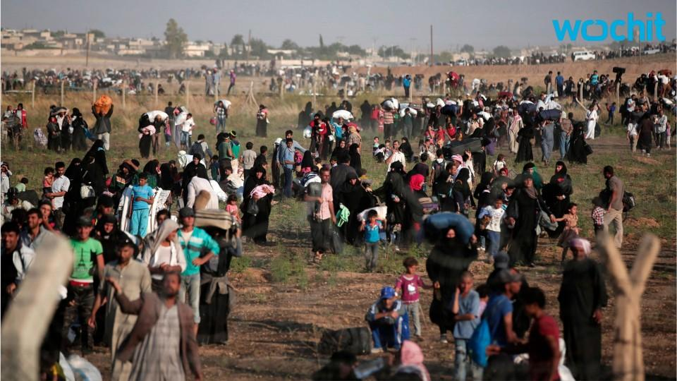 U.S. Will Hit Goal Of Admitting 10,000 Syrian Refugees