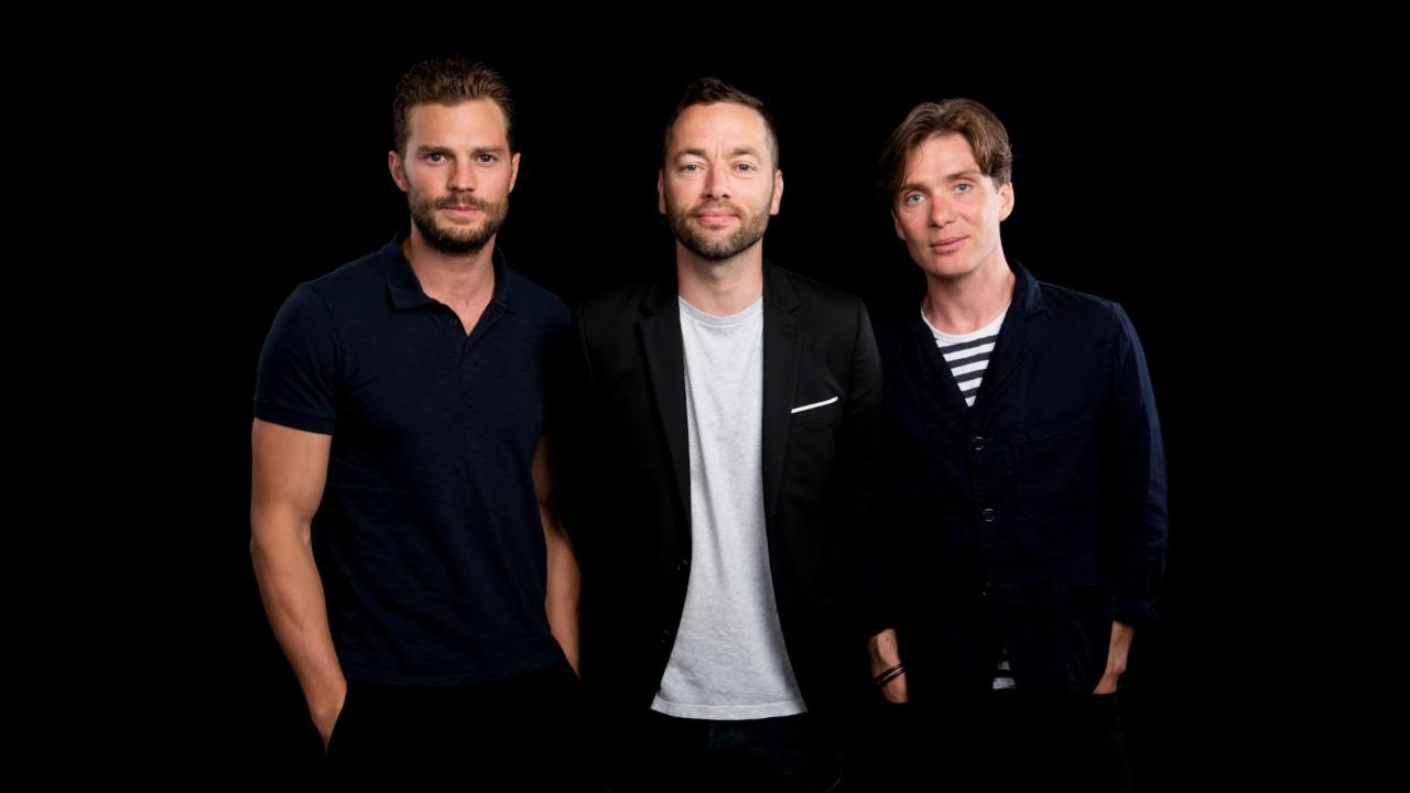 "Jamie Dornan, Cillian Murphy and Sean Ellis On ""Anthropoid"""