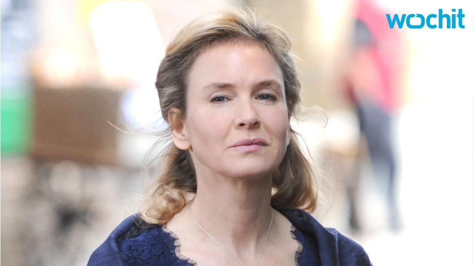 Renee Zellweger Writes Passionate Essay Denying Plastic Surgery Rumors