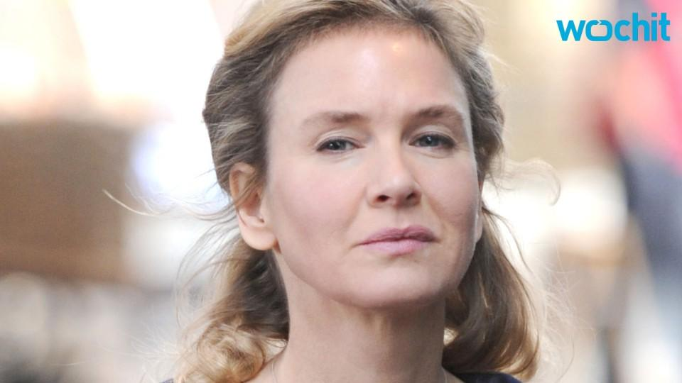 Renee Zellweger Denies Plastic Surgery Rumors
