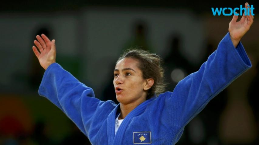 First Gold For Kosovo