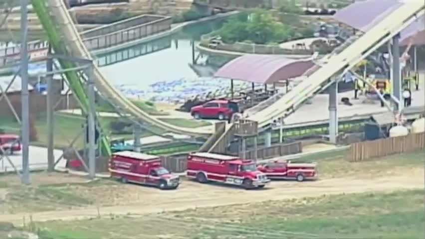 Child killed in Kansas City water park accident