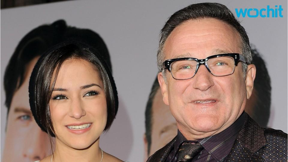 Zelda Williams Escapes Social Media