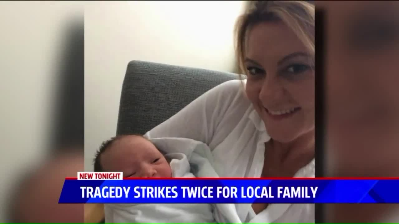 Woman Loses Baby on Same Day as Mother's Funeral