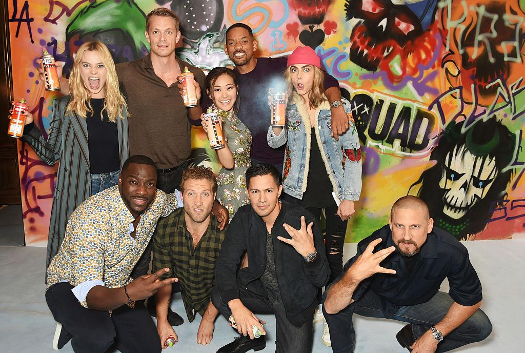 Box office: 'Suicide Squad' smashes record with $135.1 Million debut