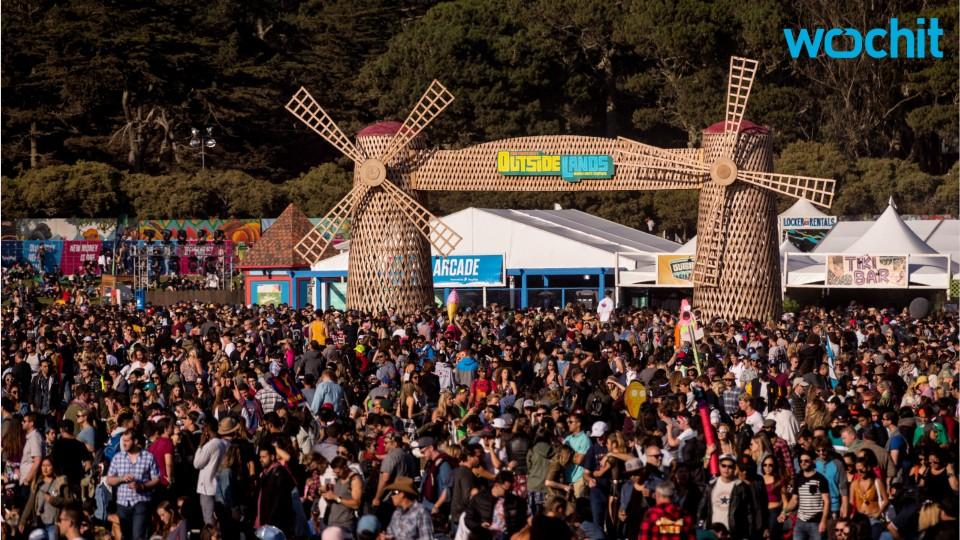 40,000 Attend Outside Lands Festival In San Francisco