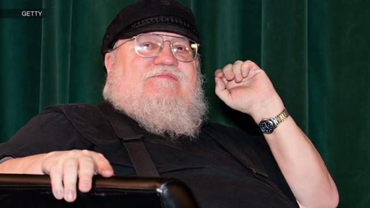 George R.R. Martin has a Big New TV Project in the Works