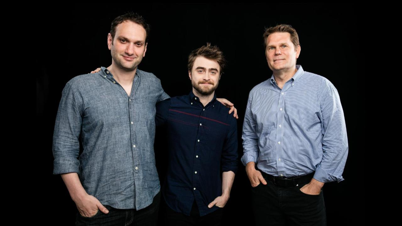 "Daniel Radcliffe, Daniel Ragussis & Michael German On ""Imperium"""