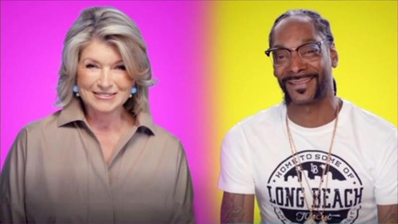 Martha Stewart and Snoop Dogg Have a New Show Together