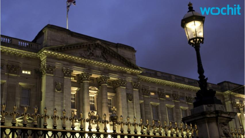 Police Arrest Man Breaking Into Buckingham Palace