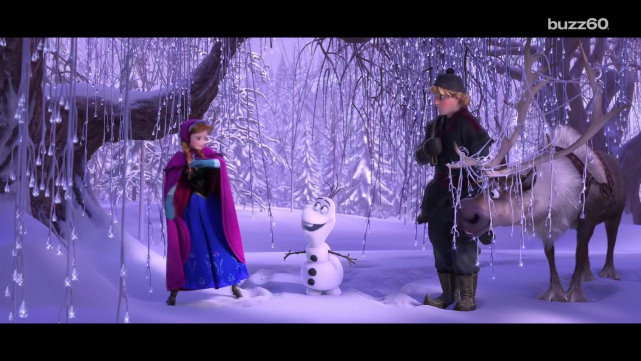 'Frozen'-Loving Tourists are Destroying Norway