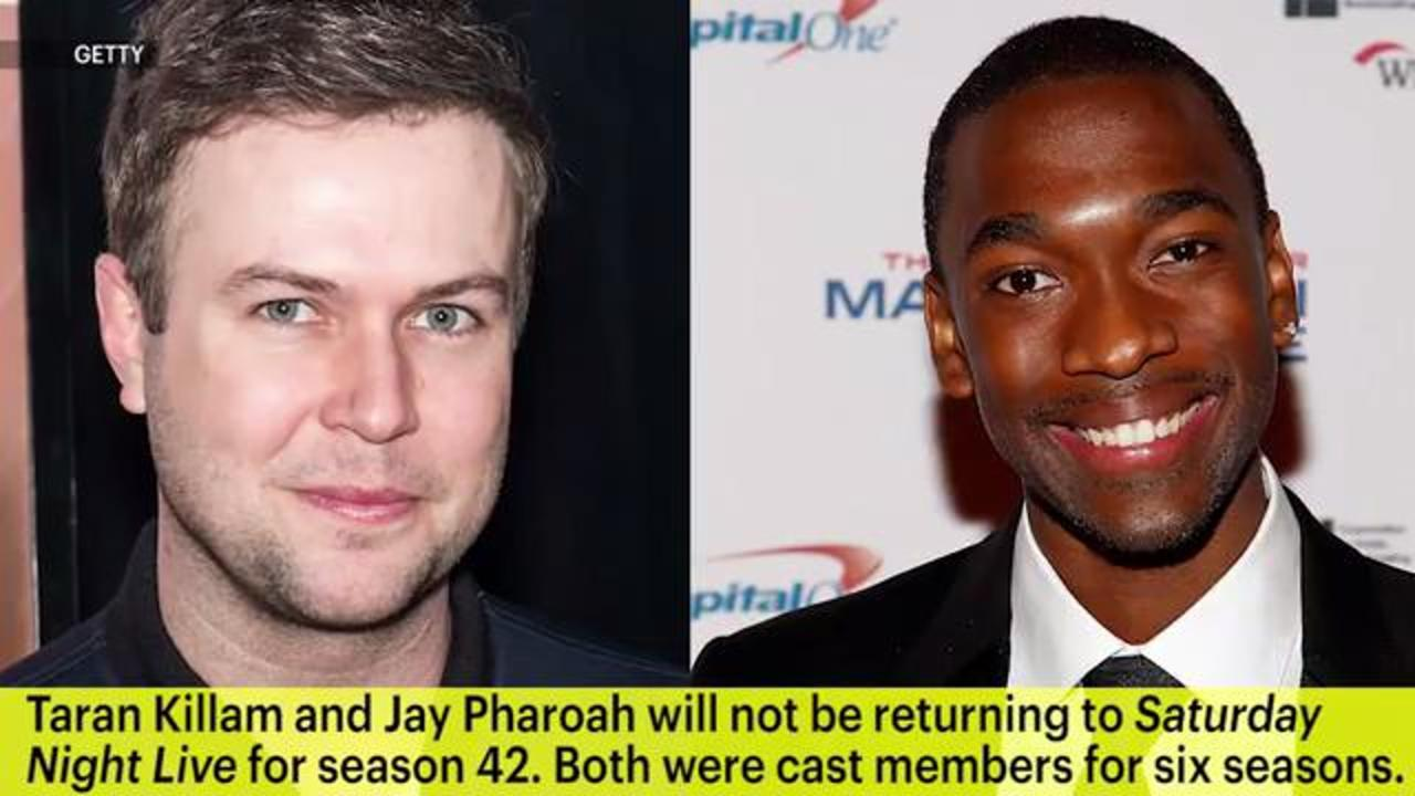 Taran Killam and Jay Pharoah Depart 'Saturday Night Live' Ahead of Season 42