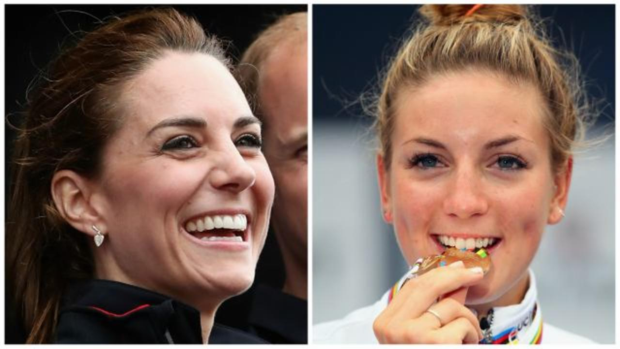 It's an Honor for Kate Middleton To Look Like This Olympian